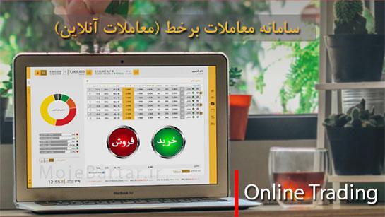 سامانه آنلاین معاملات یا سامانه معاملات برخط